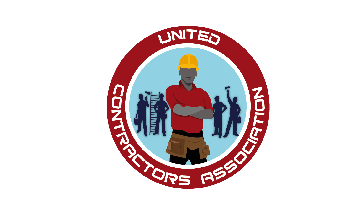 LOGO UNITED CONTRACTORS ASSOCIATION PNG